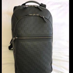 men s louis vuitton damier backpack on poshmark
